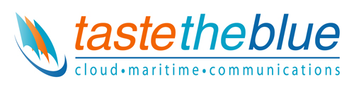 tastetheblue cloud maritime communications